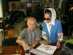 印尼草本協會主席介紹印尼草藥的作用
