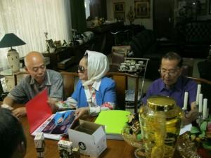 鄭夫人說,這是印尼要發展草藥治病的方向